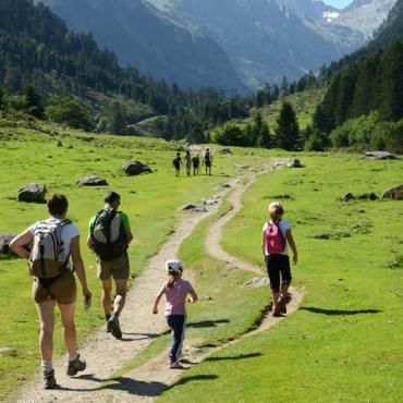 Balades et randonnées à pied et à vélo
