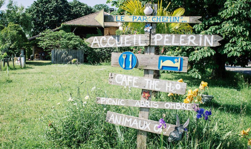 Chemins St-Jacques de Compostelle