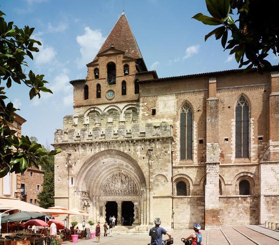 L'abbaye Saint-Pierre