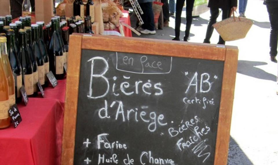 Marché de Saint-Girons