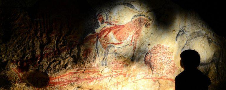 Peintures Grotte de Niaux