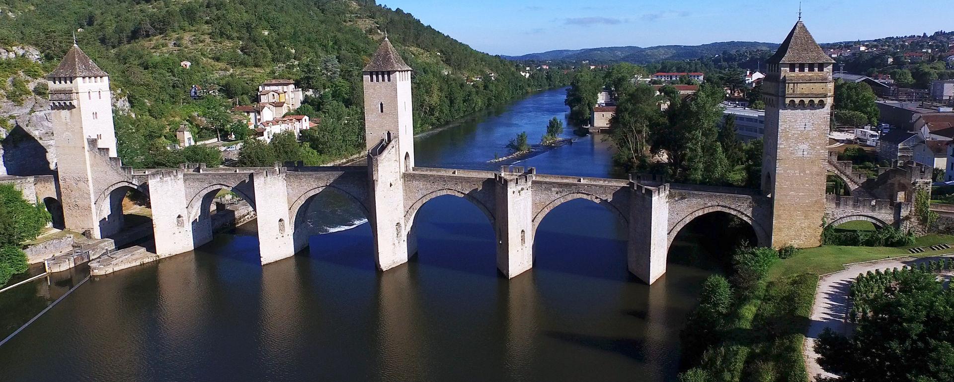 Pont Valentre? Cahors