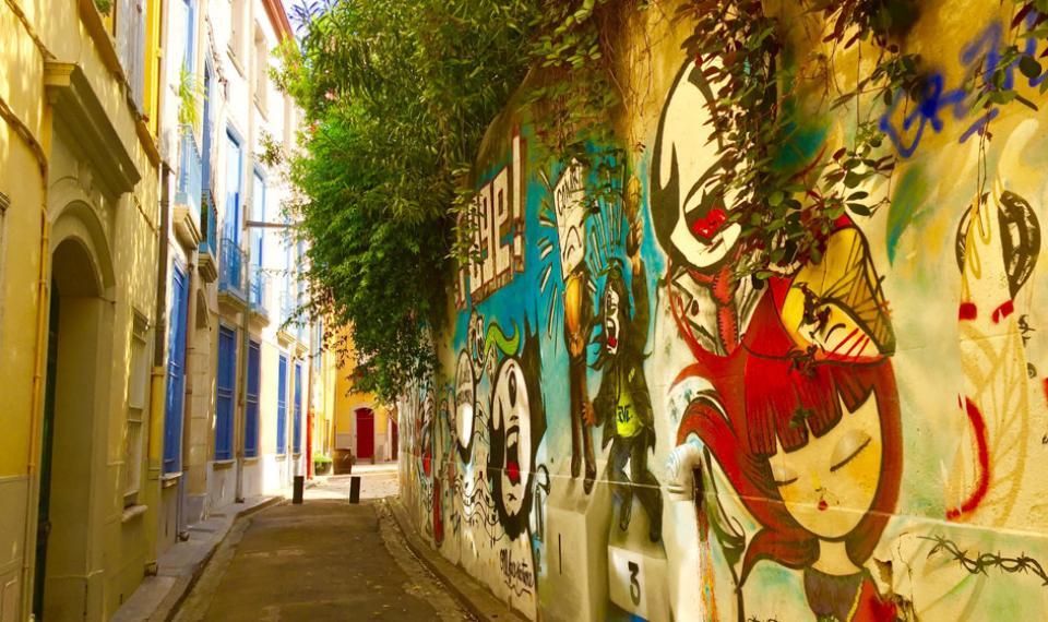 Rues de Perpignan