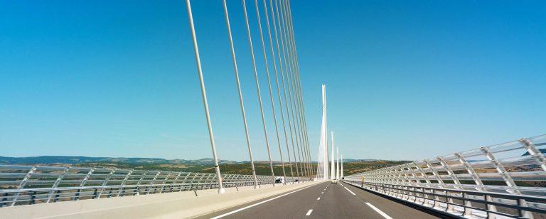 Viaduc de Millau / autoroute A75