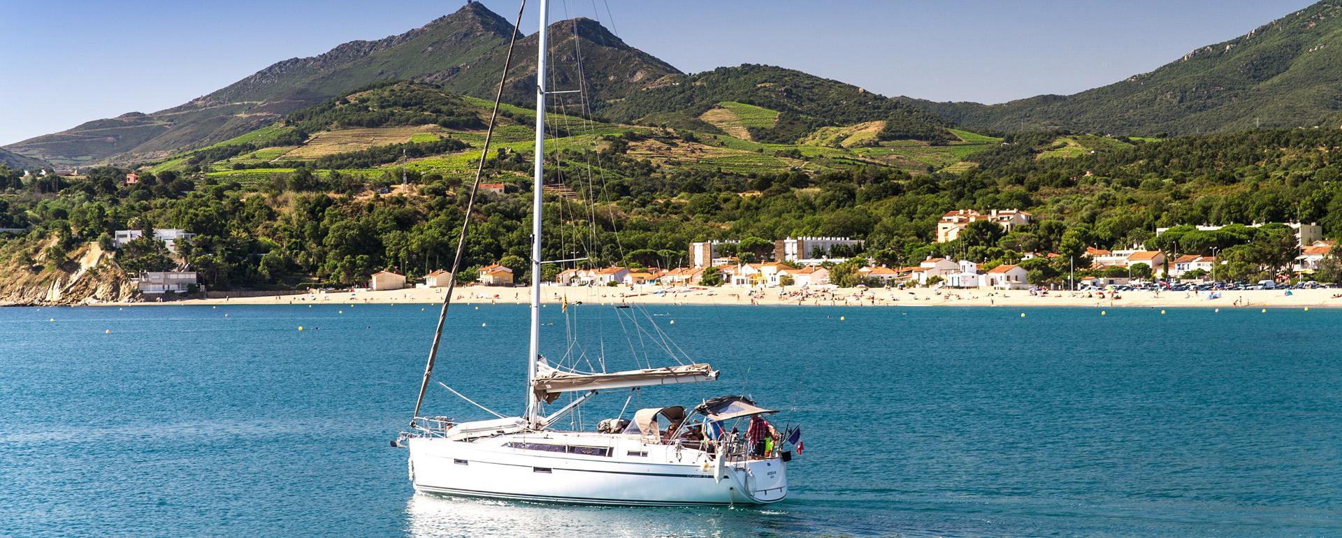Argelès-sur-Mer, anse du Portell