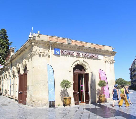 Office de tourisme de Montpellier OI