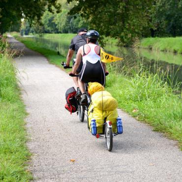 Le voyage à vélo