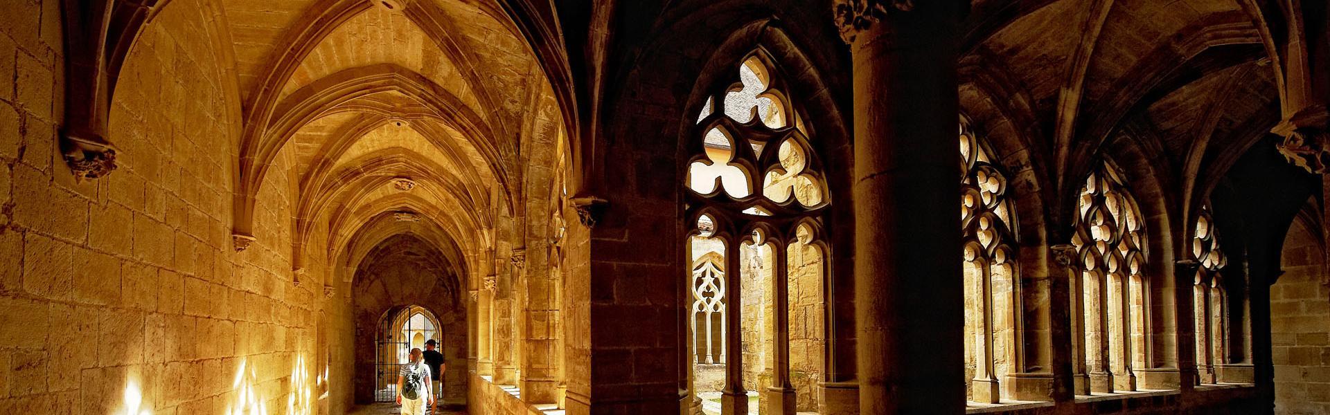 Cloître de la Chartreuse St Sauveur à Villefranche de Rouergue