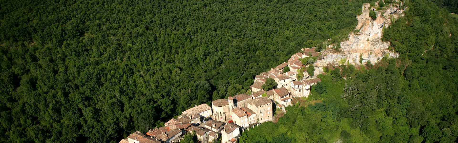 Le village de Penne