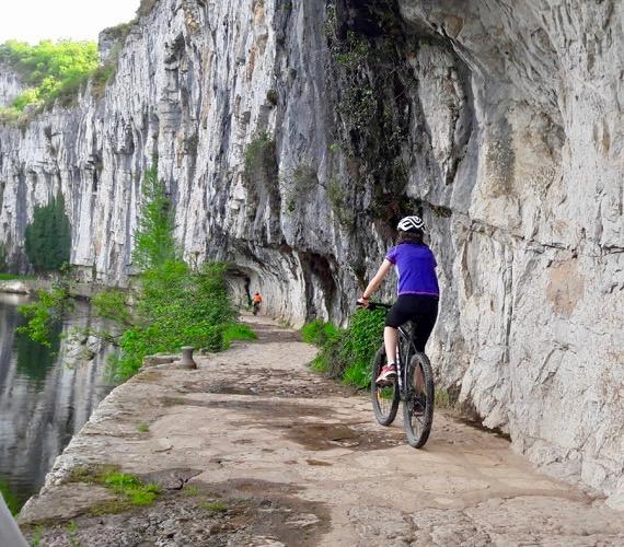 Loueurs et accompagnateurs vélo