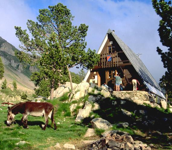 Refuges de montagne