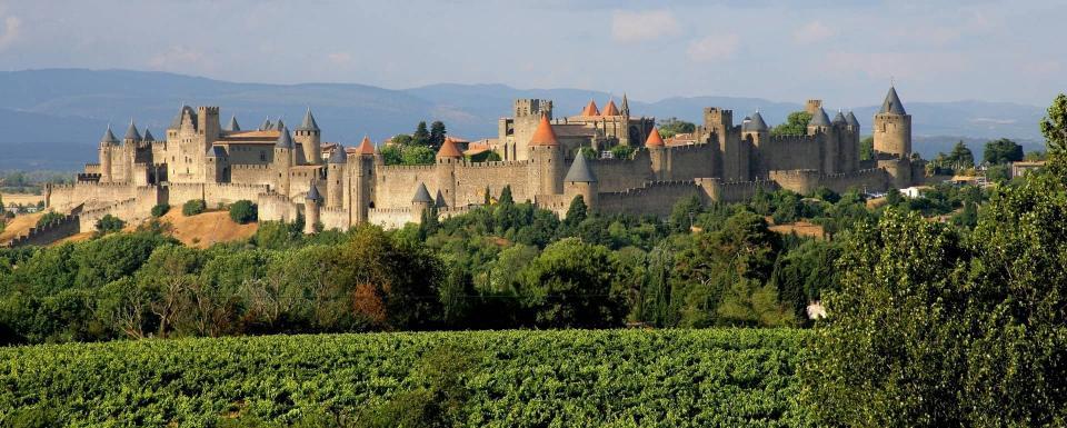 Expérience Aude, Carcassonne
