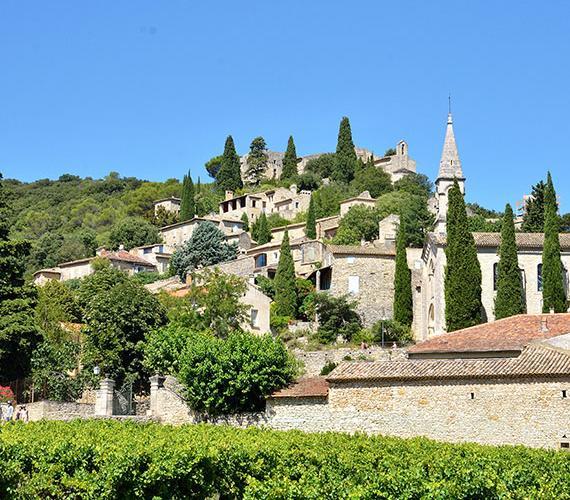 La Roque-sur-Cèze - Les ruelles