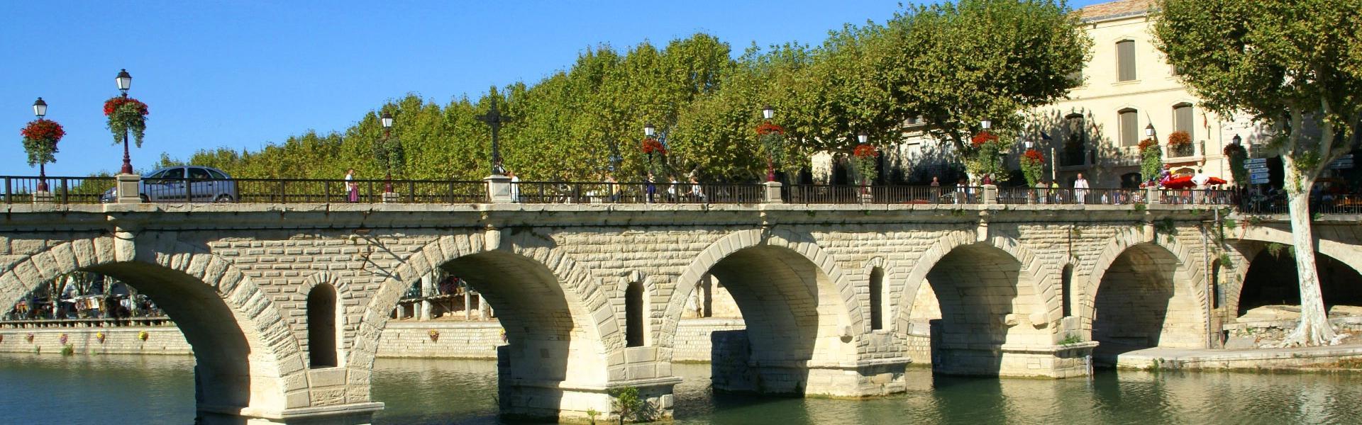 Pont romain de Sommières