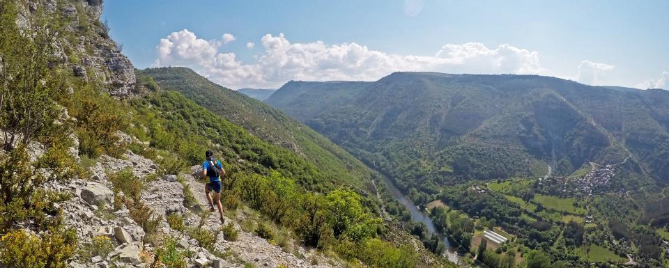 Lozère Trail, course en Lozère