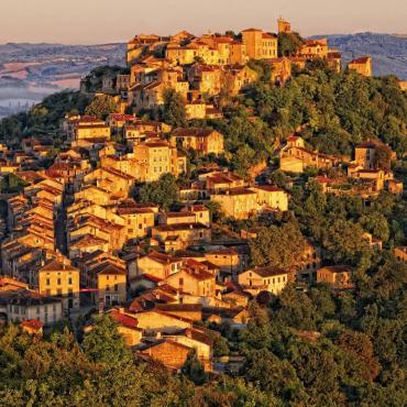 Bastides et villages perchés