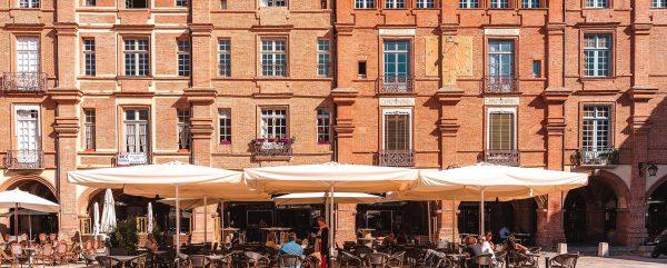 Place nationale de Montauban