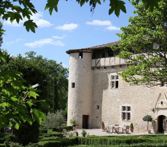 Château de Mayragues dans le Tarn