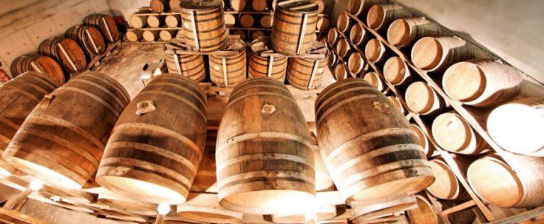 Tourisme et vins, cave