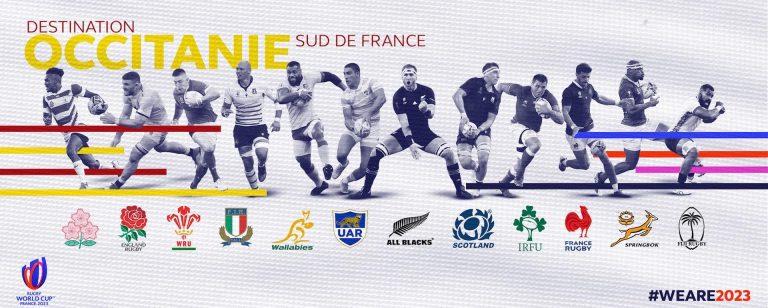 Bandeau Coupe du Monde Rugby 2023