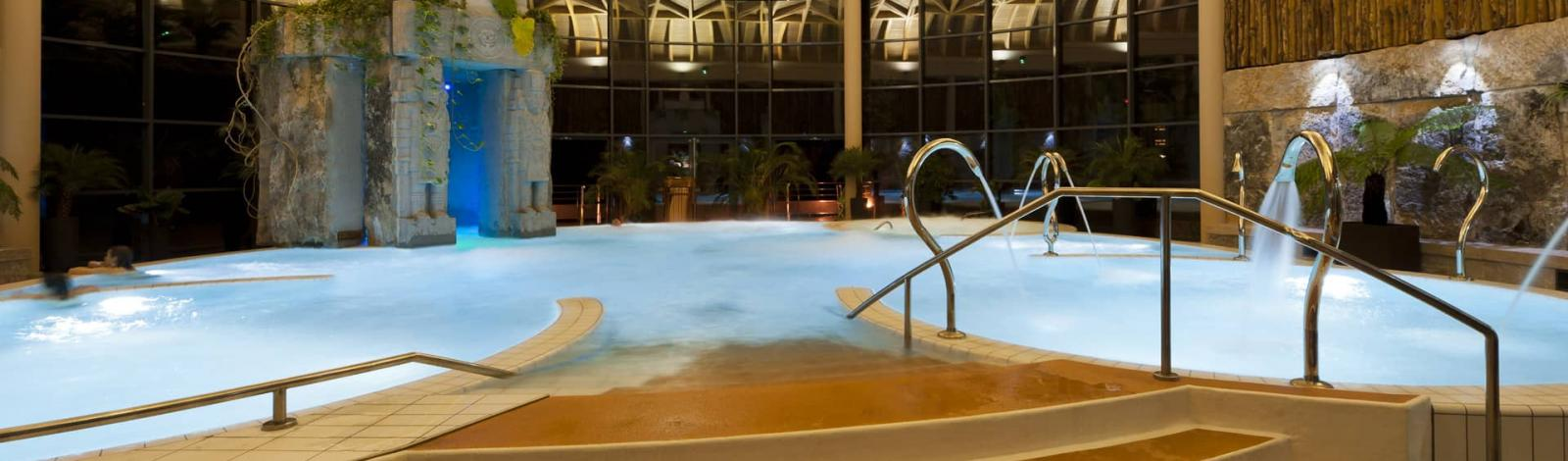 Jardin des bains