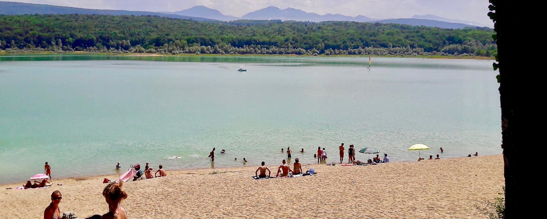 Lac de Montbel - Ariège