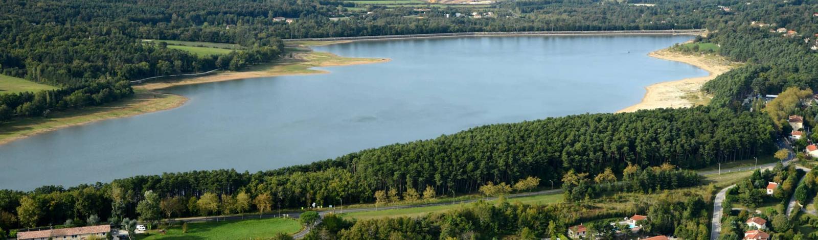 Lac de Saint-Férreol