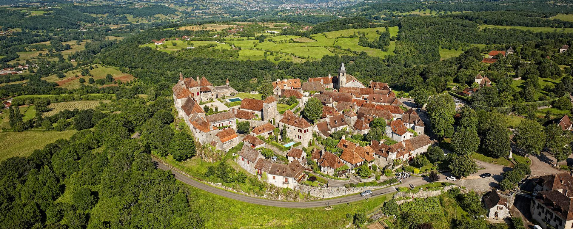 Loubressac - Lot