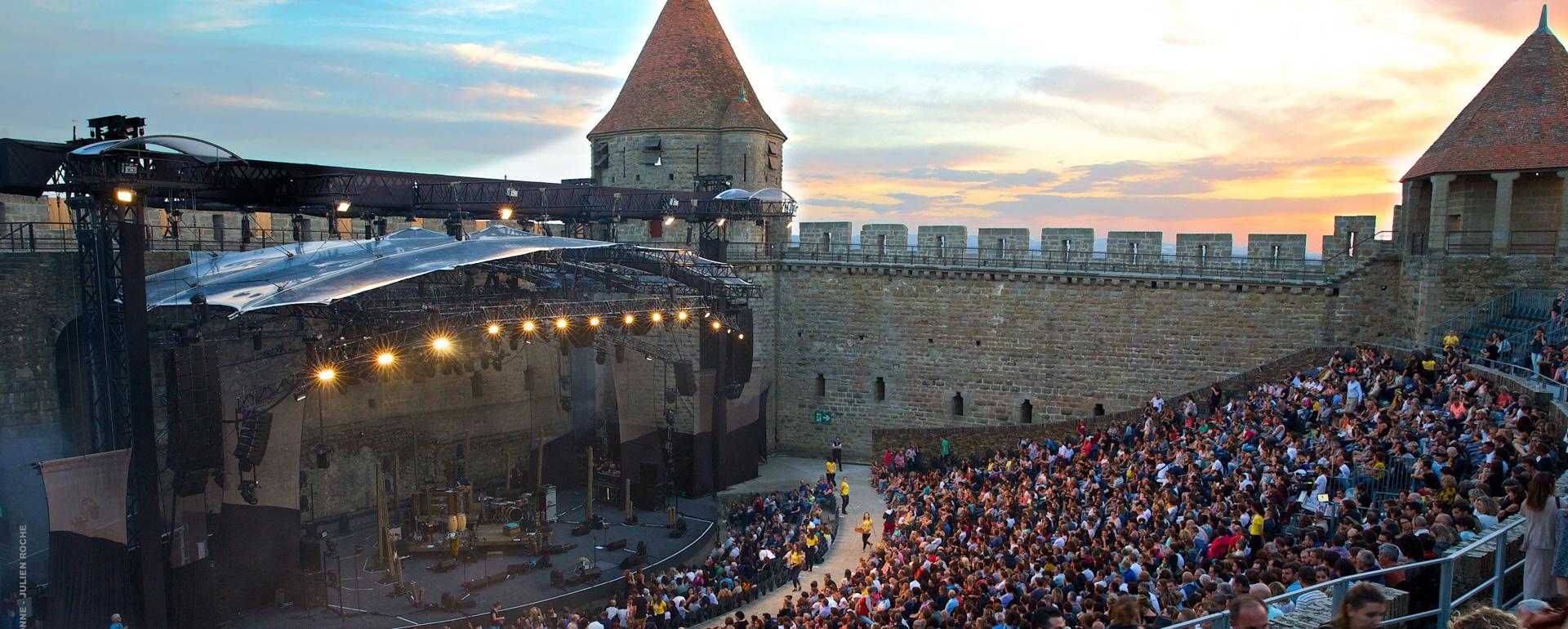 Festival de Carcassonne -Aude