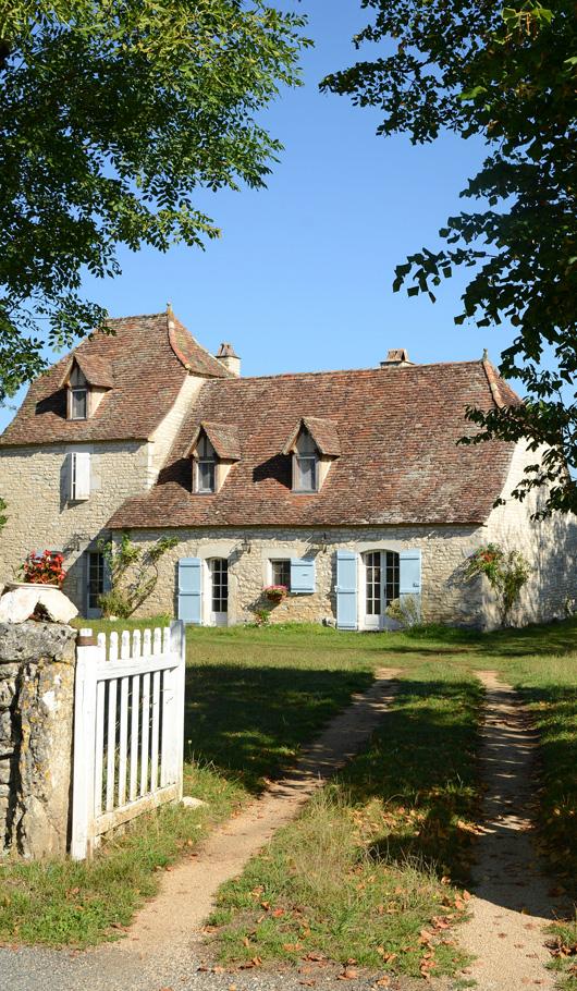 Maison du Quercy - Lot