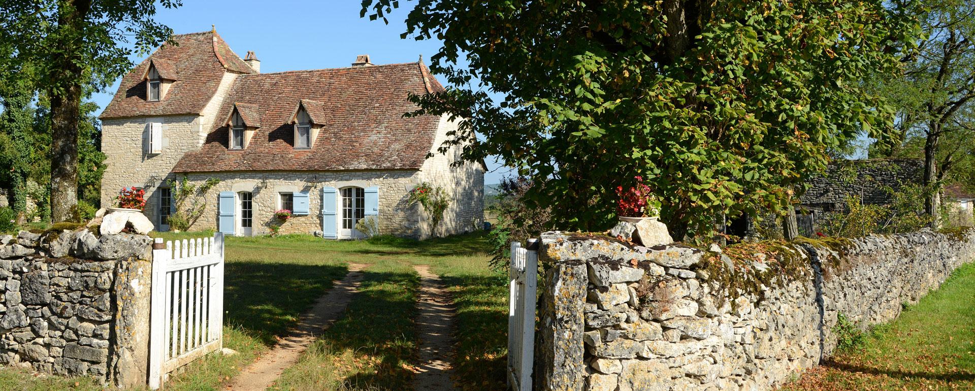 Maison à la campagne - Quercy - Lot
