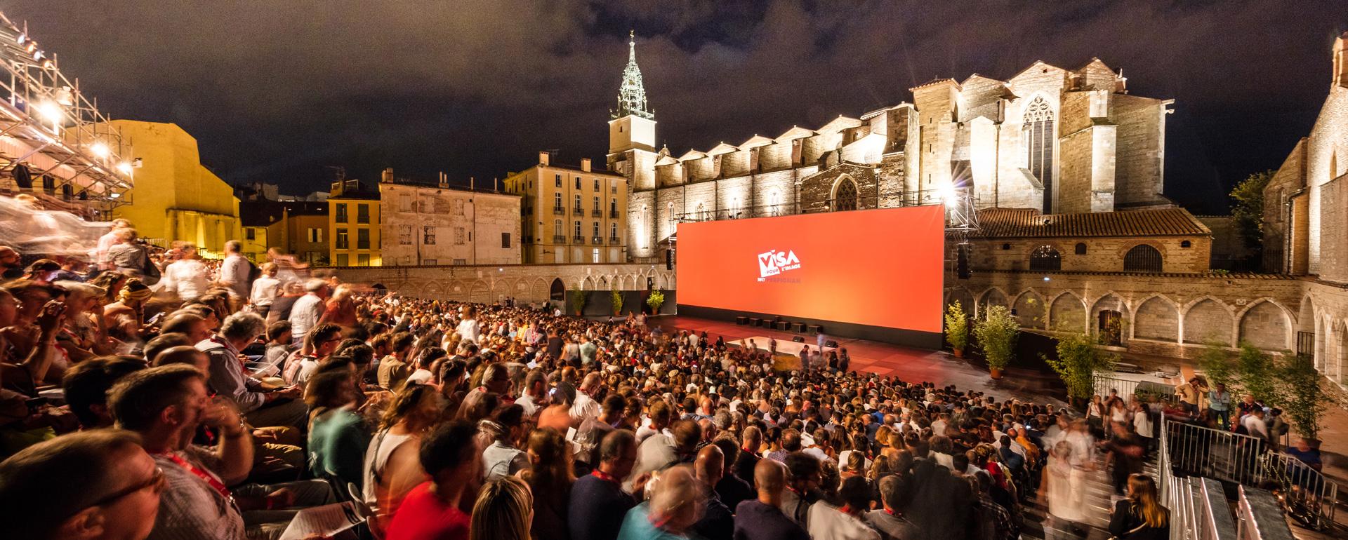 Festival Visa pour l'Image - Perpignan - Pyrénées-Orientales