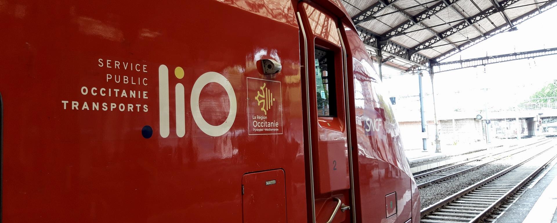 Train liO - Occitanie