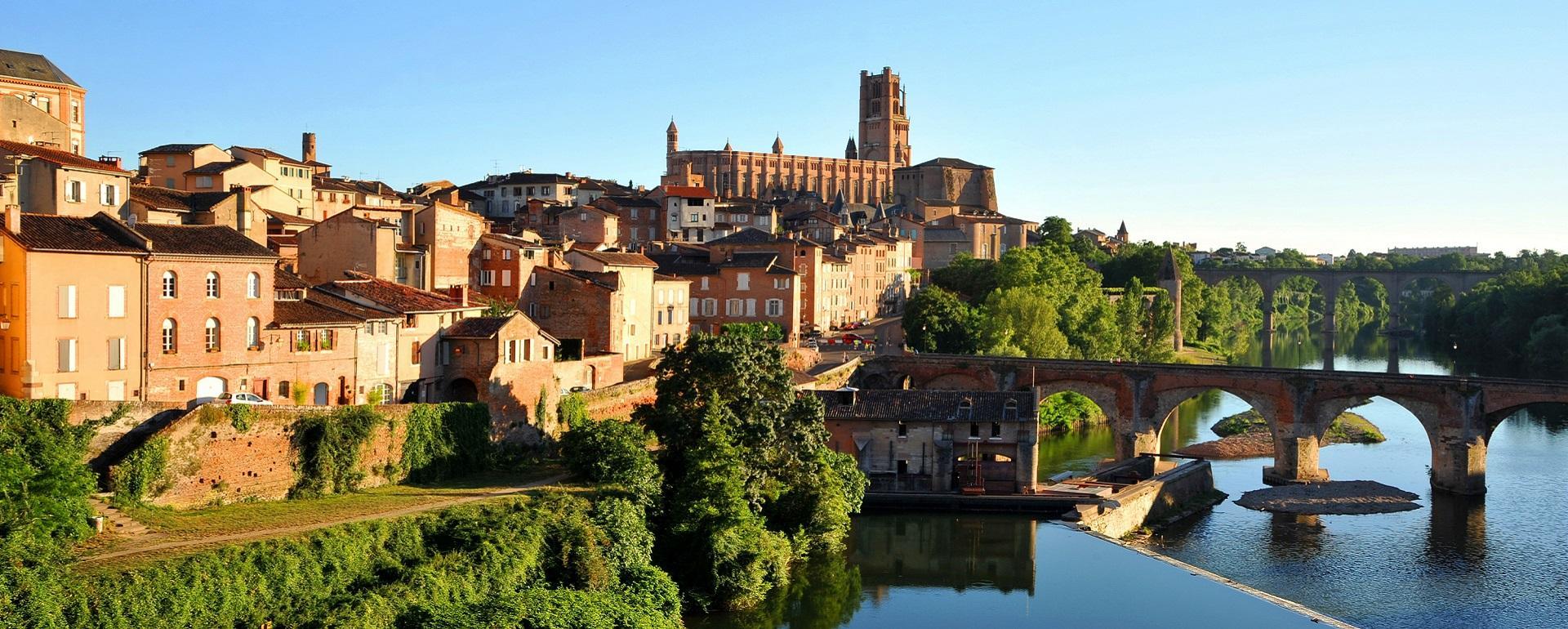 Albi et sa cité épiscopale, site Unesco