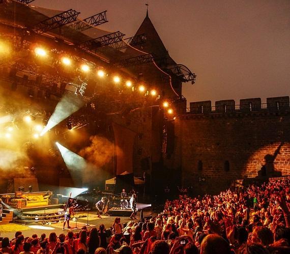 Concert au Théâtre Jean-Deschamps durant le Festival de Carcassonne