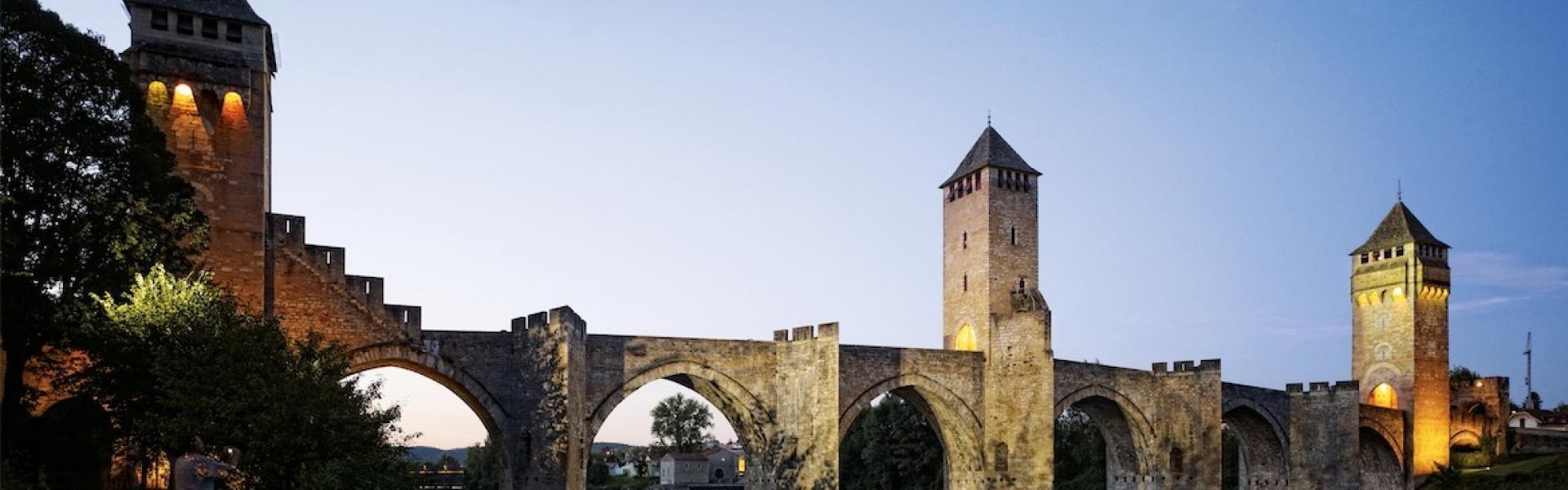 Pont Valendré Cahors