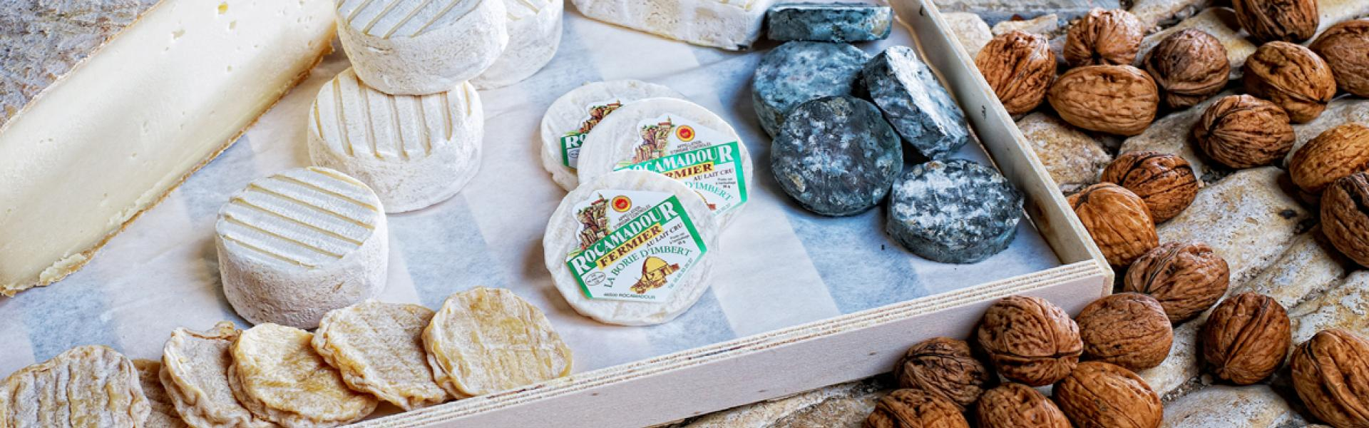 Fromage Rocamadour